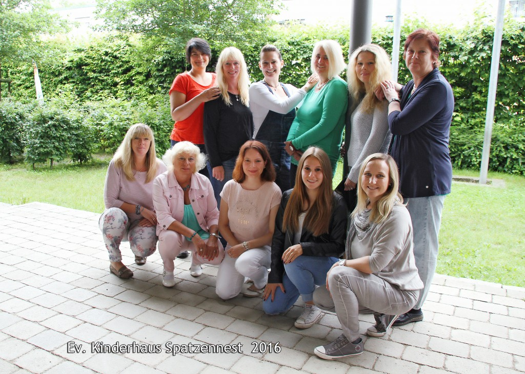Kinderhaus Team