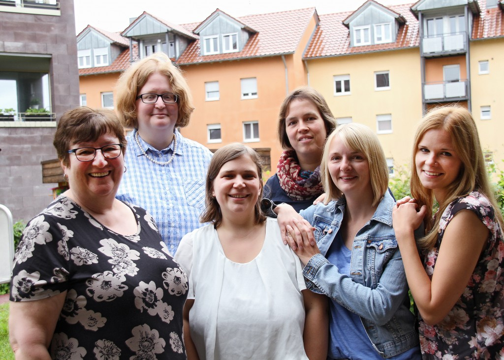 Kinderhaus Team Krippe